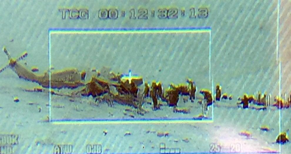 Precipita un elicottero del 118 nell'Aquilano: ci sono vittime