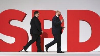 Germania, media: Schulz successore di Gabriel nellSpd. Sfiderà Merkel