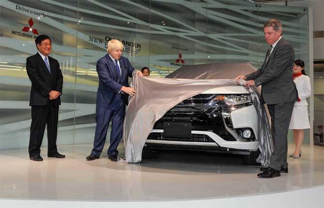 """Mitsubishi Motors, a Ginevra il Suv della """"svolta"""""""