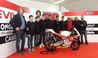 Paolo Simoncelli presenta il team Sic 58: ''Di nuovo nel motomondiale, nel nome di Marco''