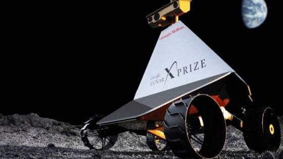 """Google Xprize: """"Torneremo sulla Luna entro la fine dell'anno"""""""