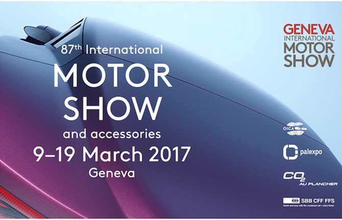 "Tutto pronto per il ""Geneva International Motor Show"""