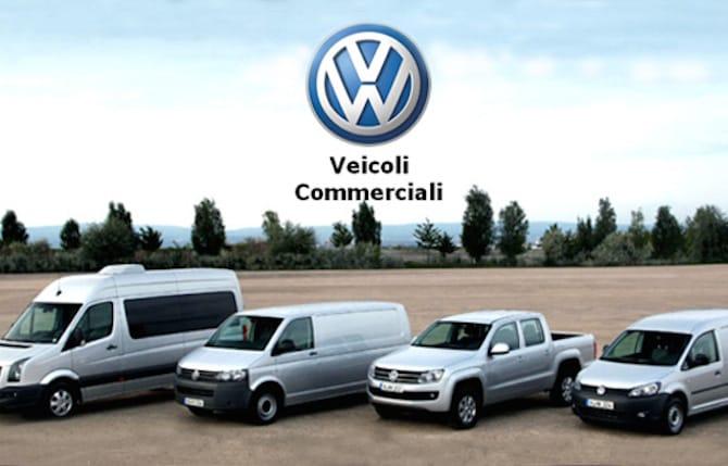 Veicoli Commerciali Volkswagen, 2016 da record in Italia