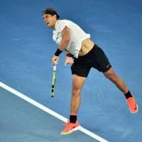 Australian Open, infinito Nadal: è finale da sogno con Federer