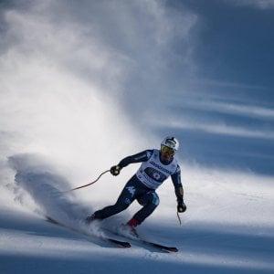 Sci, discesa Garmisch: terzo posto per Fill