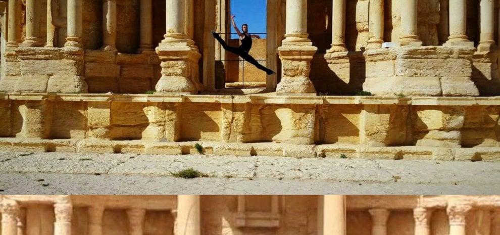 Ahmad Joudeh, il Billy Elliot siriano che ha combattuto l'Isis e ballato con Bolle