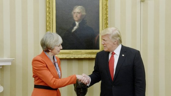 Trump-May, nasce la nuova Internazionale populista