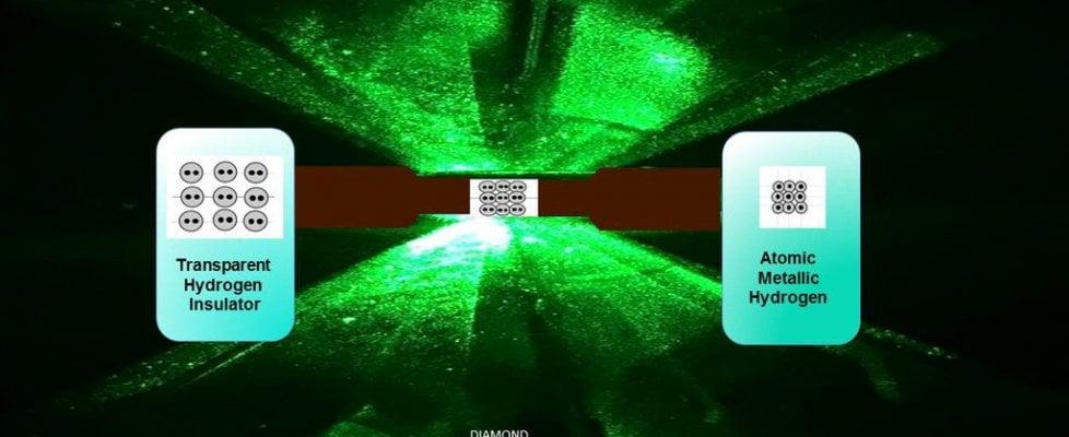 Harvard, creato l'idrogeno metallico: il sogno di una rivoluzione per energia e spazio