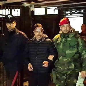 'Ndrangheta, catturato il latitante Pesce: era capo del clan che importava la cocaina