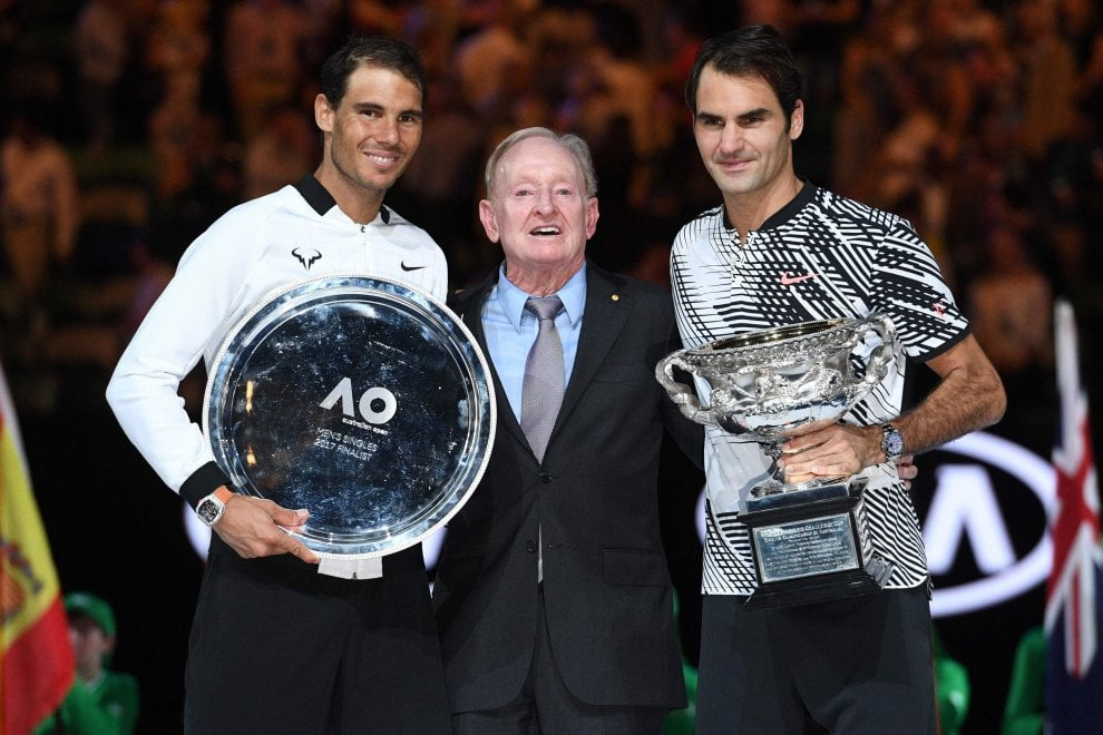 Tennis, Australian Open: il film della finale Federer-Nadal