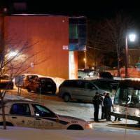 Canada, strage in una moschea a Quebec City