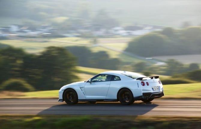 Nissan GT-R, l'India col pennello