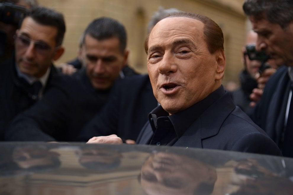 Da Berlusconi a Fitto, i volti del centrodestra