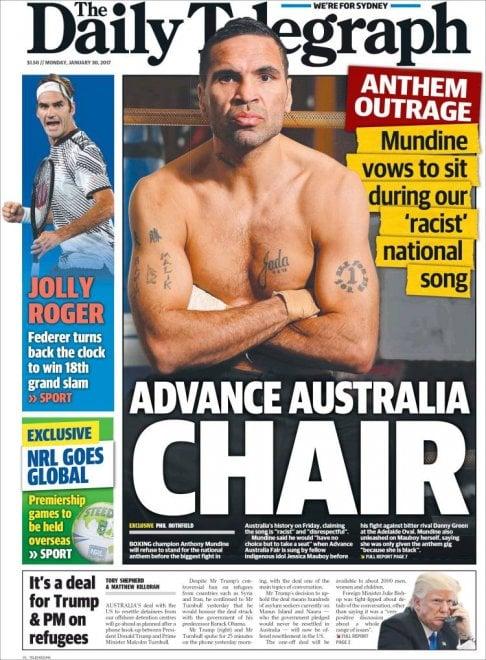 Australian Open, l'impresa di Federer: le prime pagine dei quotidiani celebrano 'King Roger'