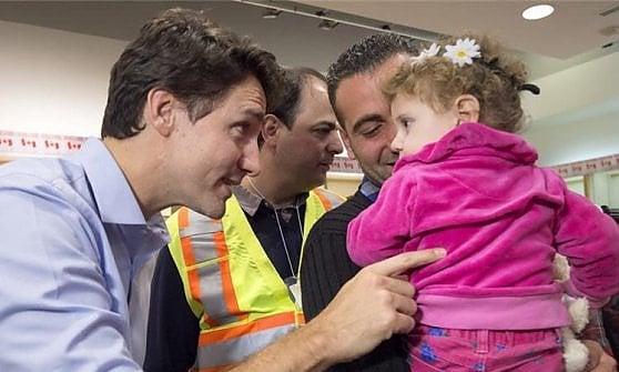 Trudeau, ritratto di un premier simbolo dell'accoglienza