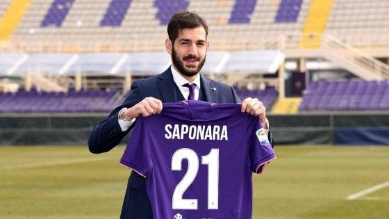 Maglia Home Sampdoria RICCARDO SAPONARA
