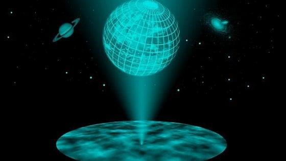 L'Universo è un gigantesco Ologramma