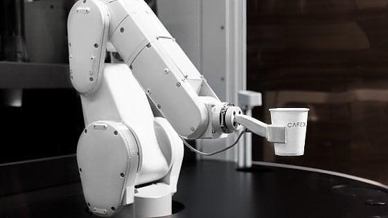 Al Café X l'espresso lo serve un robot