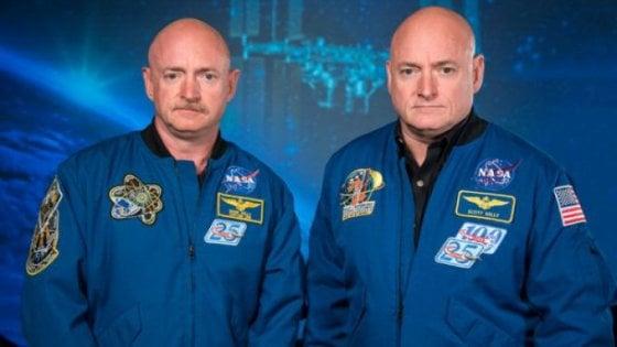 I gemelli spaziali non sono più identici: in orbita il Dna di Scott si è modificato