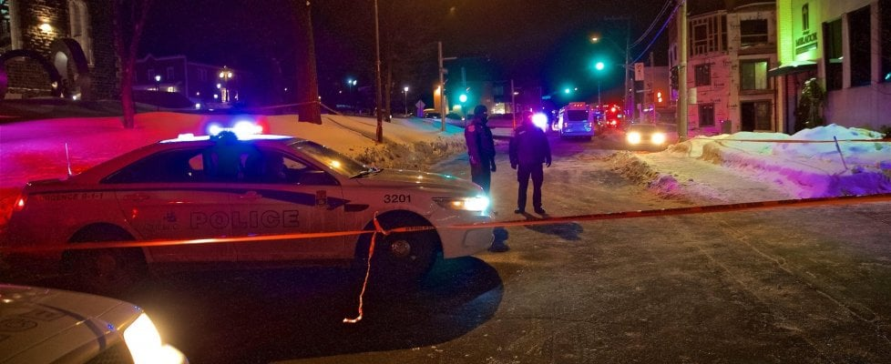 Canada, spari nella moschea di Quebec City: sei morti. Arrestato studente franco-canadese