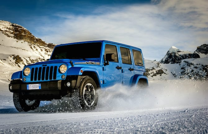 """Deejay Xmasters Winter Tour"", Jeep ancora protagonista"