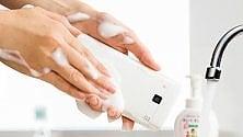Lo smartphone che si lava  con acqua e sapone