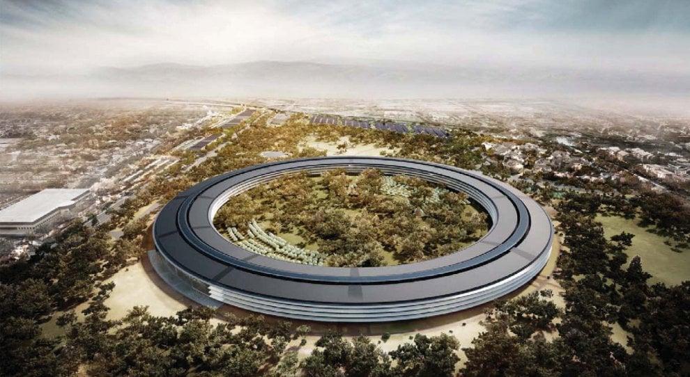 Apple Campus 2, l'astronave è sempre più vicina