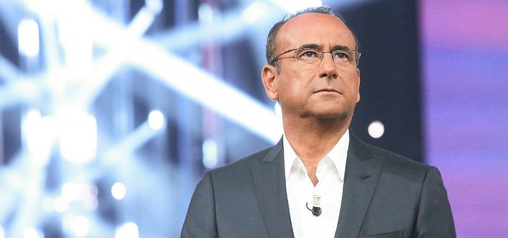 """Carlo Conti: """"Parte del mio compenso per Sanremo ai terremotati"""""""