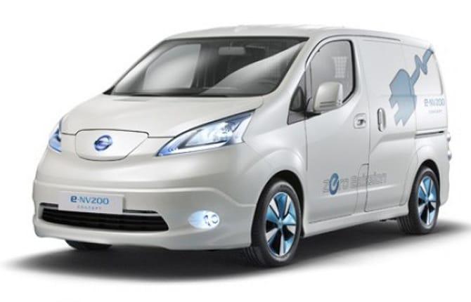 Nissan e-NV200, il più amato dagli europei