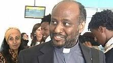 """""""Padre Mosè""""  l'ultima speranza  per i migranti in mare"""