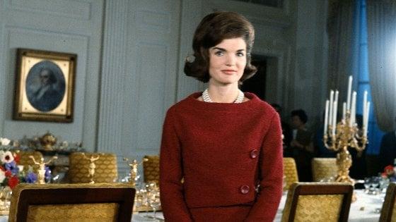 Dal cinema alla moda Jackie Kennedy detta le regole dello stile