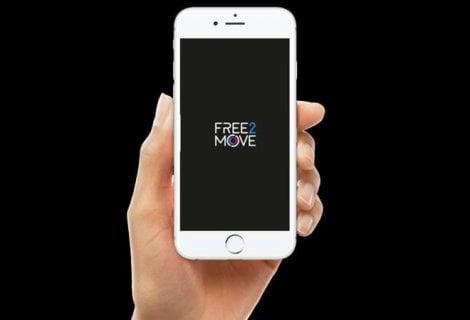 Free2Move, l'applicazione di PSA per la mobilità