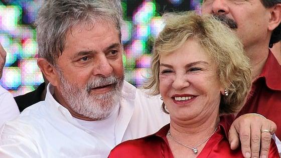 È morta Leticia, la moglie di Lula: una compagna di vita e di battaglie