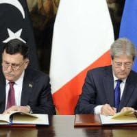 Migranti: accordo Italia-Libia, il testo del memorandum