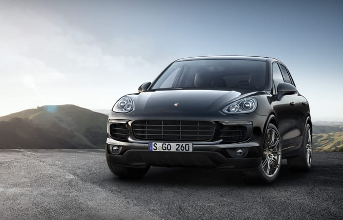 Porsche Cayenne, cresce la Platinum Edition