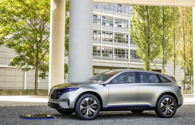 Mercedes-Benz, un futuro sempre più elettrico