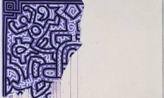 L'omaggio a Keith Haring, molto più di un graffitista