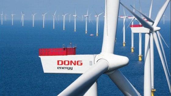 Addio carbone, la Danimarca è sempre più green