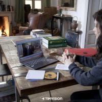 Streaming, accordo strategico tra Tim e Rai: il grande cinema in anteprima