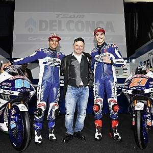 Moto 3, il Team Gresini punta al Mondiale: Di Giannantonio tra i favoriti