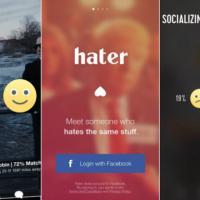 Hater, l'app che capovolge il dating: a unire è l'odio