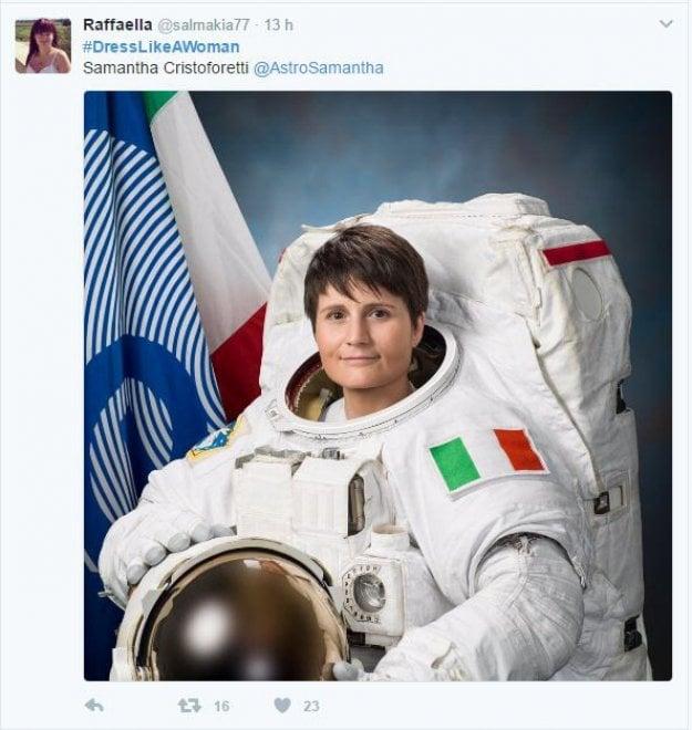 #DressLikeAWoman, su Twitter la risposta delle donne al sessismo di Trump