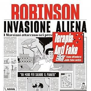 Su Robinson, speciale dedicato alla battaglia contro le fake news