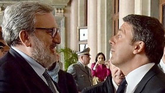"""Pd, Emiliano: """"Serve un congresso normale ma se vince Renzi avrà il mio sostegno"""""""