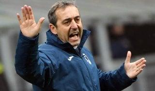 """Sampdoria, Giampaolo: """"Vittoria che aumenta la nostra autostima"""""""