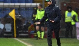 """Sassuolo, Di Francesco: """"Ho ritrovato la mia squadra"""""""