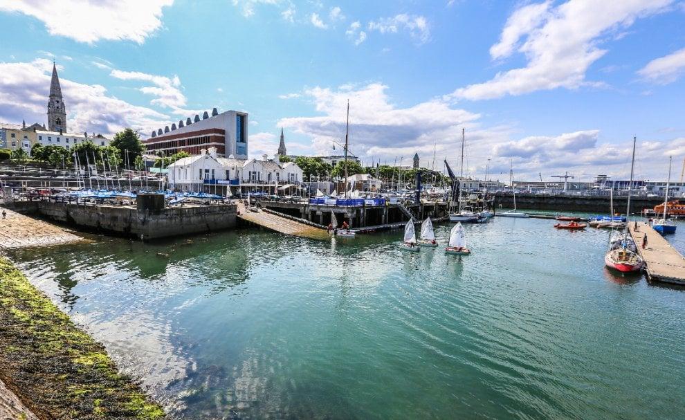 Baia di Dublino, paradiso tra mare e montagne