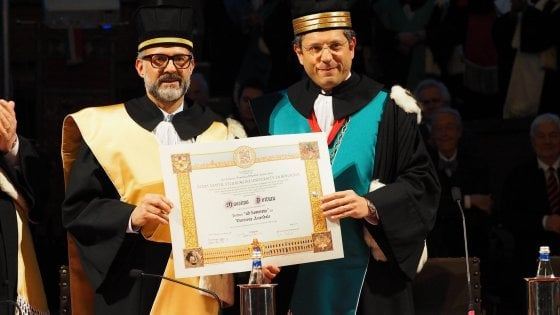 """Massimo Bottura, la gavetta, il sogno, la laurea: """"Ecco come sono arrivato fino a qui"""""""
