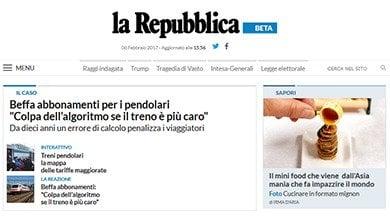La futura Repubblica.it: il nostro sito cambia pelle con l'aiuto dei lettori