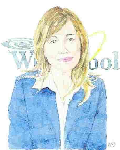 Esther Berrozpe Galindo presidente Whirlpool Emea